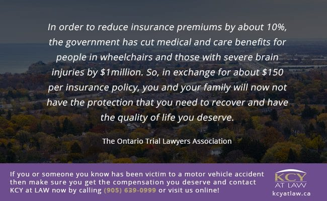 Auto Insurance Coverage changes - Motor Vehicle Accident Lawyer - KCY at LAW