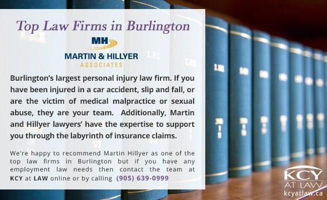 Top Law Firms in Burlington - Martin & Hillyer